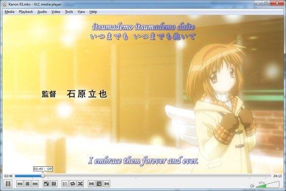 O VLC substitui o Windows Media Player muito bem - 580x387