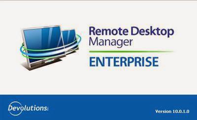 Remote Desktop Manager Enterprise 10