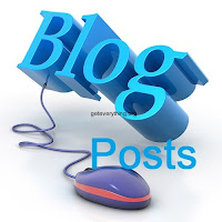 Sell your Blog posts