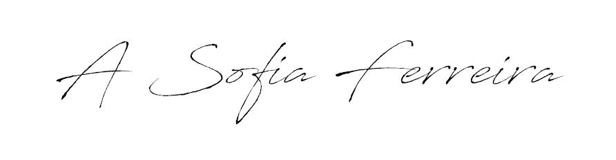 A Sofia Ferreira