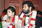 Nayantara- Prabhudev wedding photo