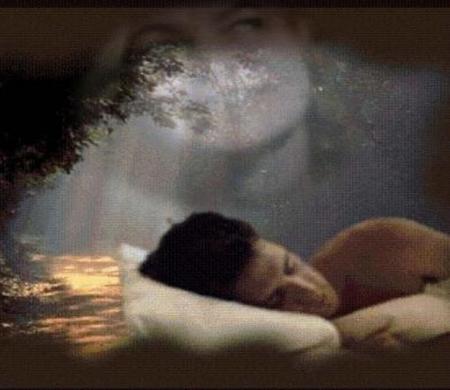 Homem sonhando