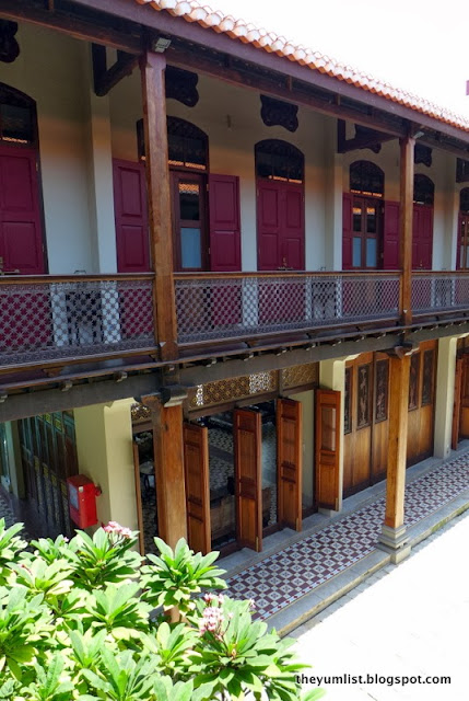 Seven Terraces, Georgetown, Penang, Malaysia