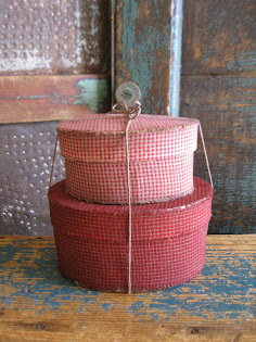Homespun Boxes