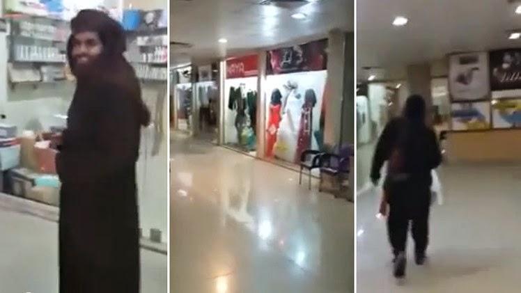 """بالفيديو.. """"داعش"""" يفتتح أول مركز تجاري في """"الدولة الإسلامية"""""""