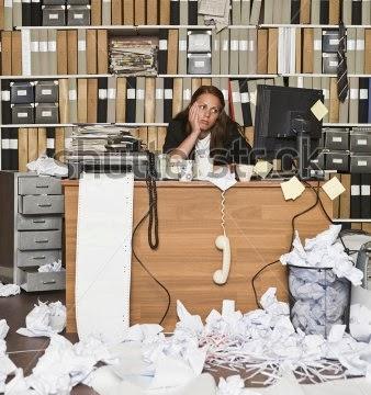 Unorganized Office