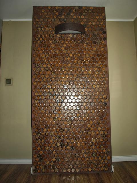 mozaika ceramiczna pomysł na ścianę murator remont domu elewacja