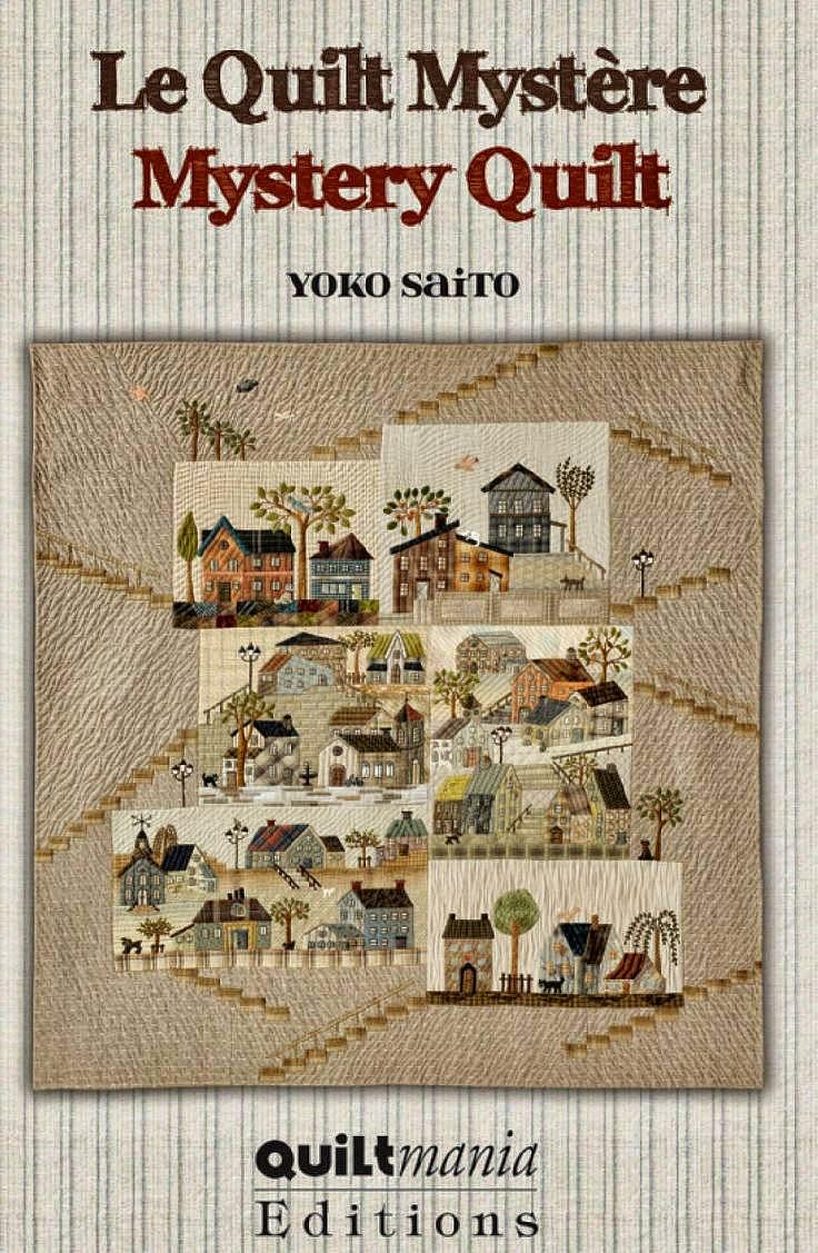 Le quilt mystère - Mystery quilt de Yoko Saito