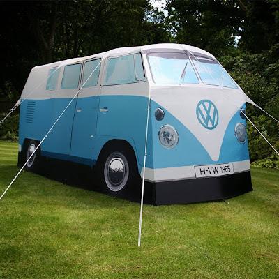 1965 Volkswagen Tent