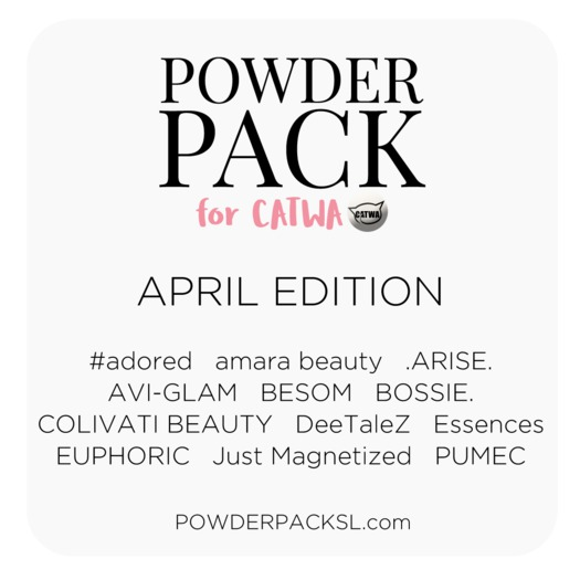 Powder Pack 24h Promo