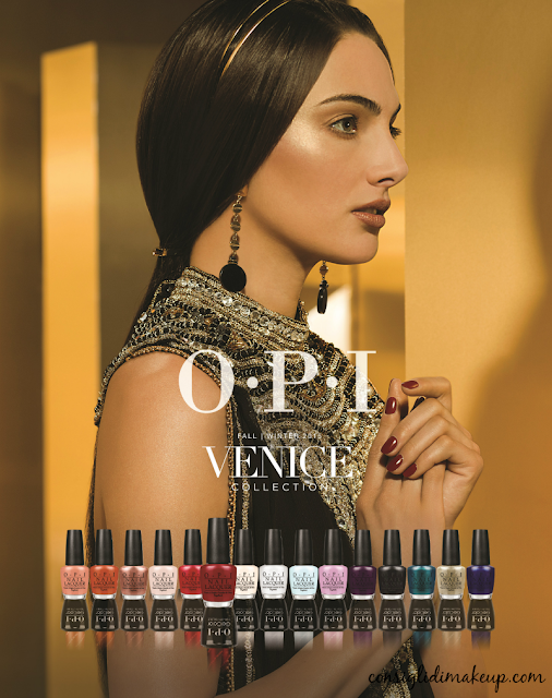 Preview: Venice Collection Autunno 2015 - OPI