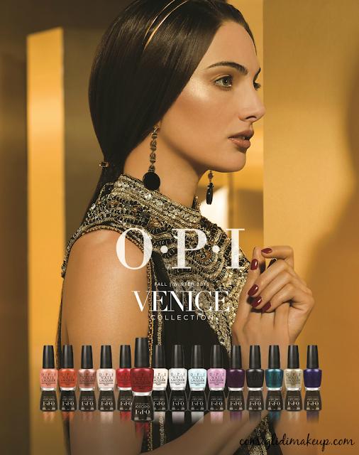 opi collezione venezia autunno 2015 sephora