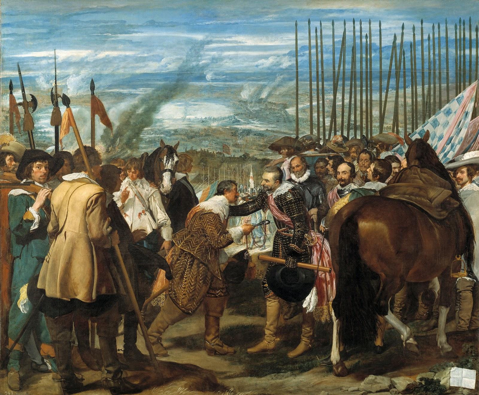 Rendición de Breda o Las lanzas (1634-35)