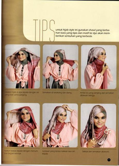 Model Hijab Tampil Stylish I