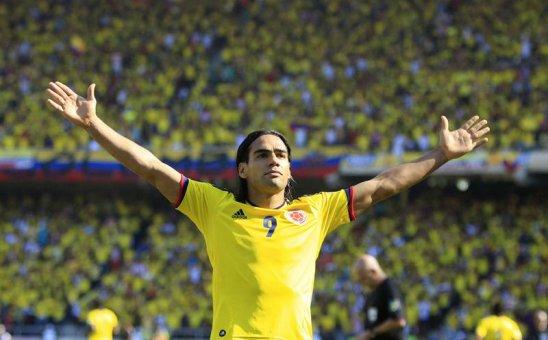 Colombia se trepó al liderato de las Eliminatorias