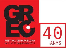 GREC 2016. FESTIVAL DE BARCELONA. 40 ANYS