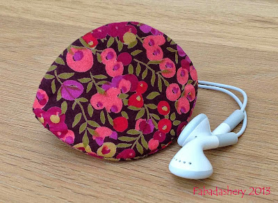 Clover Clamshell Case - Liberty Tana Lawn Fabric