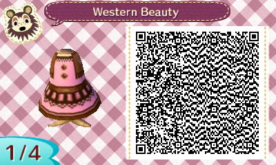 The Odd Girl Diaries: Animal Crossing New Leaf QR Codes