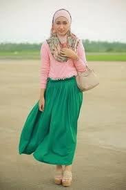 Trend Baju Remaja Berhijab | Tren Fashion