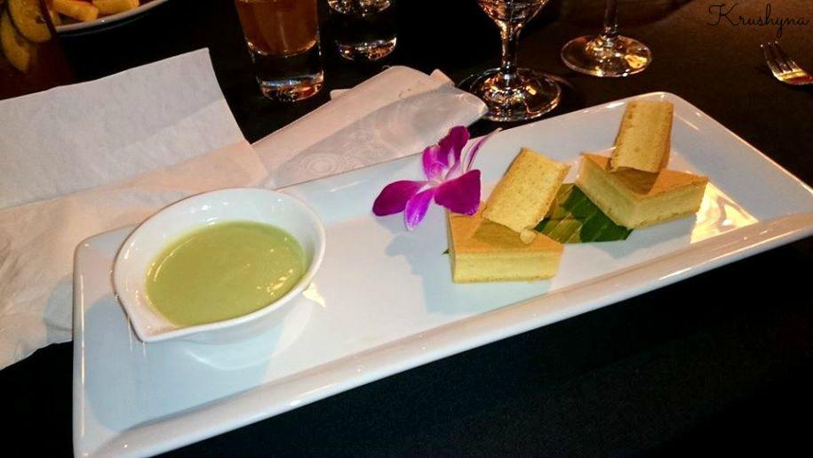 muz z biszkoptami, Restauracja Papaya, Foksal