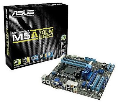 Placa-mãe ASUS M5A78L-M/USB3 pode ser encontrada por cerca de R$ 380