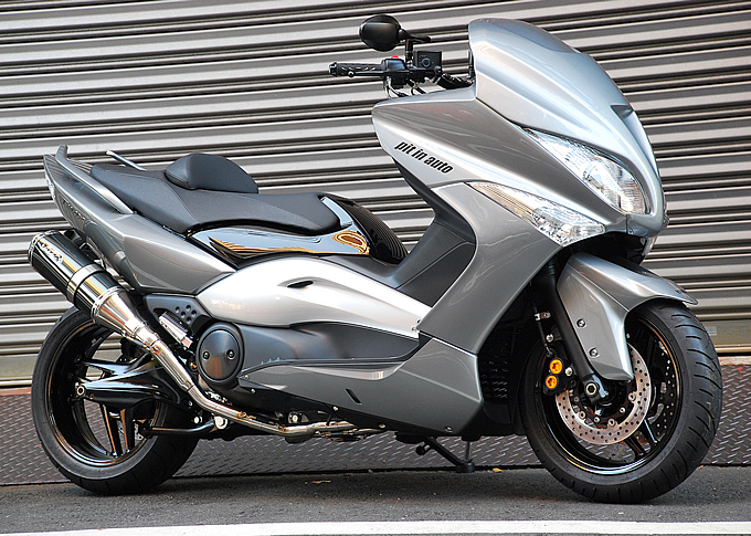planet japan blog yamaha tmax 500 by pit in auto. Black Bedroom Furniture Sets. Home Design Ideas