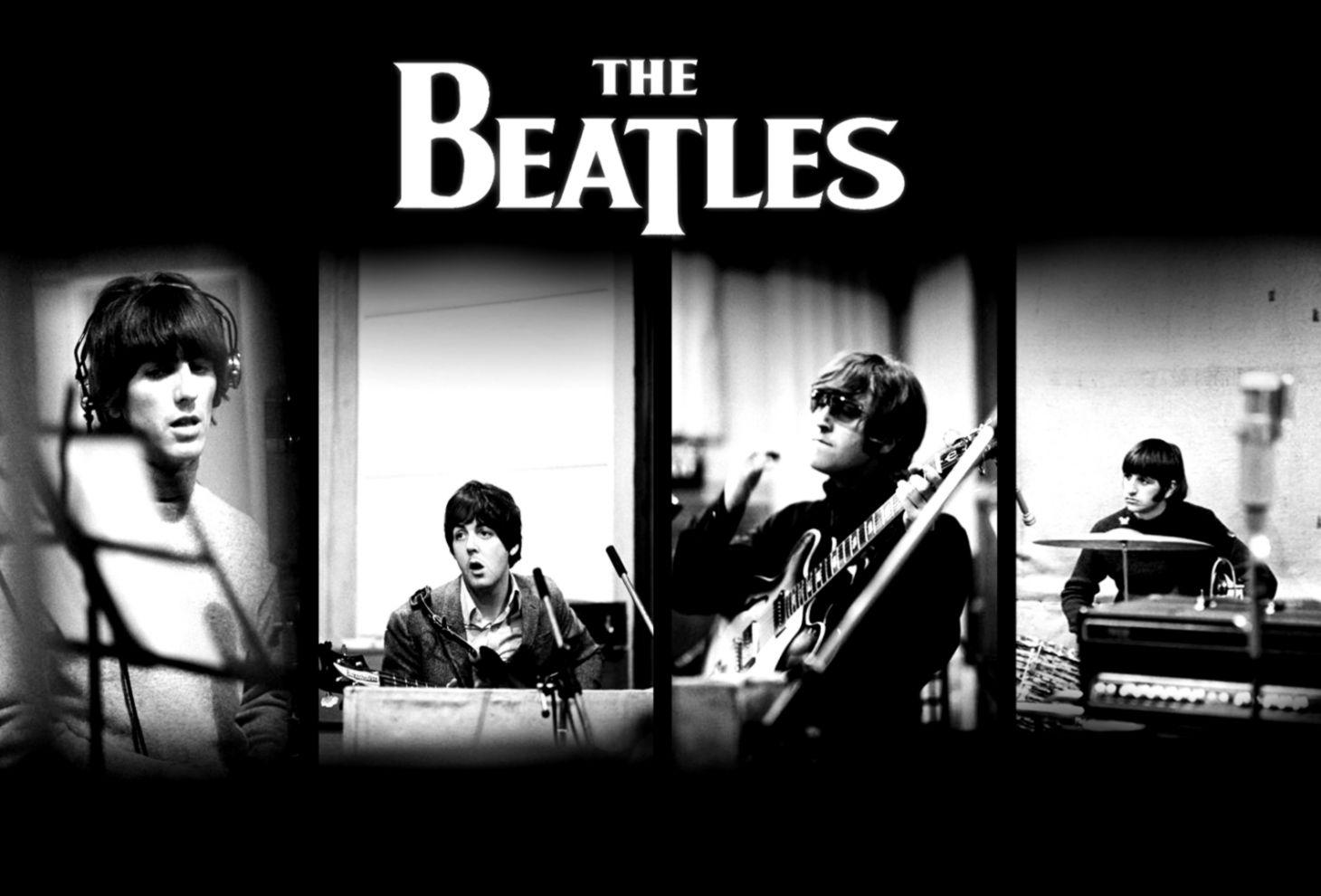 The Beatles Wallpaper by mushir on DeviantArt