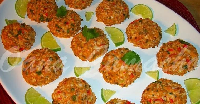 Baked Salmon Cakes Recipe