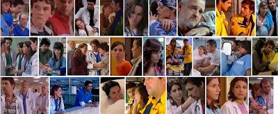 Escenas de 'Hospital Central' - Vilches y Andrea, Diego, Lucas, Leonor