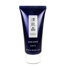 Kose SEIKISHO Mask White Review