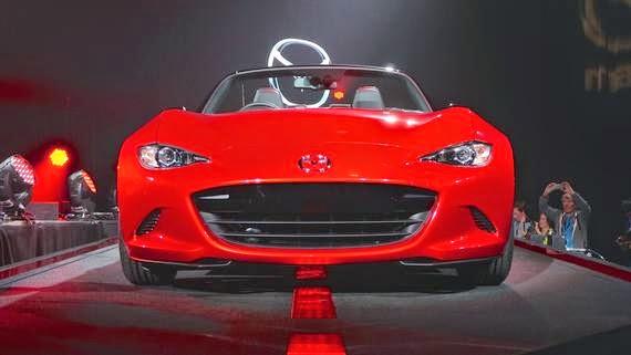 2016 Mazda Miata Fuel Economic