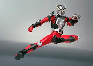 Bandai SH Figuarts Kamen Rider Ryuki figure