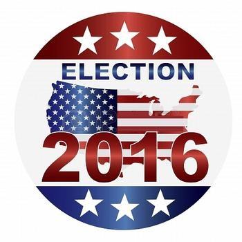 Resultado de imagen para elecciones en usa 2016