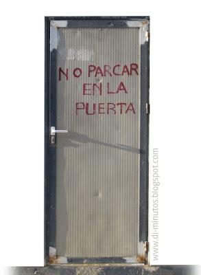 no parcar
