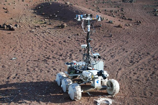 ExoMars: Rusia y Europa se casan para ir a Marte Rover_model