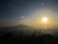 view of Mt. Makiling at Mt. Kalisungan, Mt. Kalisungan Calauan Laguna, mt kalisungan laguna, mt kalisungan trail, mt kalisungan calauan, mt nagcarlan laguna, mt kalisungan view
