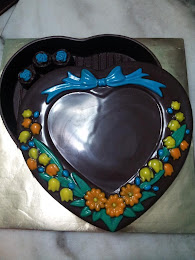 LOVE FLOWER CHOC BOX