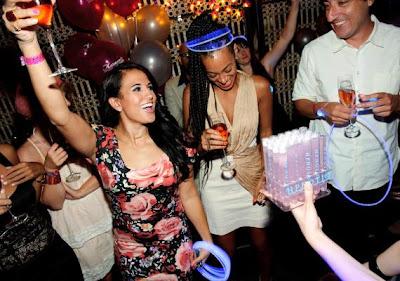 Solange%2BKnowles%2Bwith%2BHpnotiq%2BHarmonie Happy 25th Birthday Solange