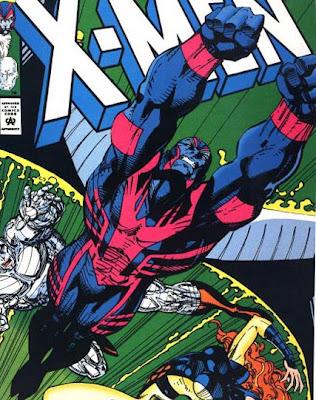 Arcangelo X-Men Jim Lee