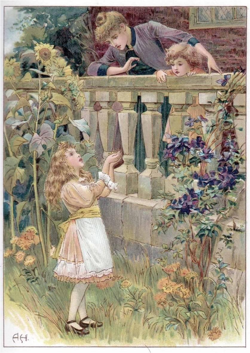 Amarna imagens ilustra es de alice maria havers - Laminas antiguas para cuadros ...
