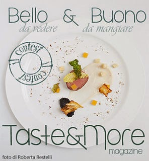 Partecipo al contest di taste and More