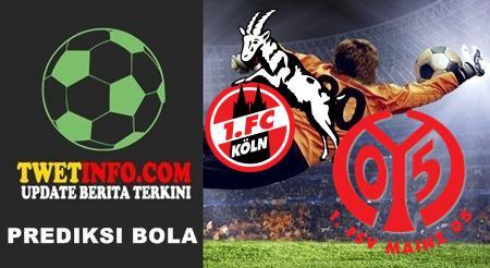 Prediksi Koln vs Mainz 05