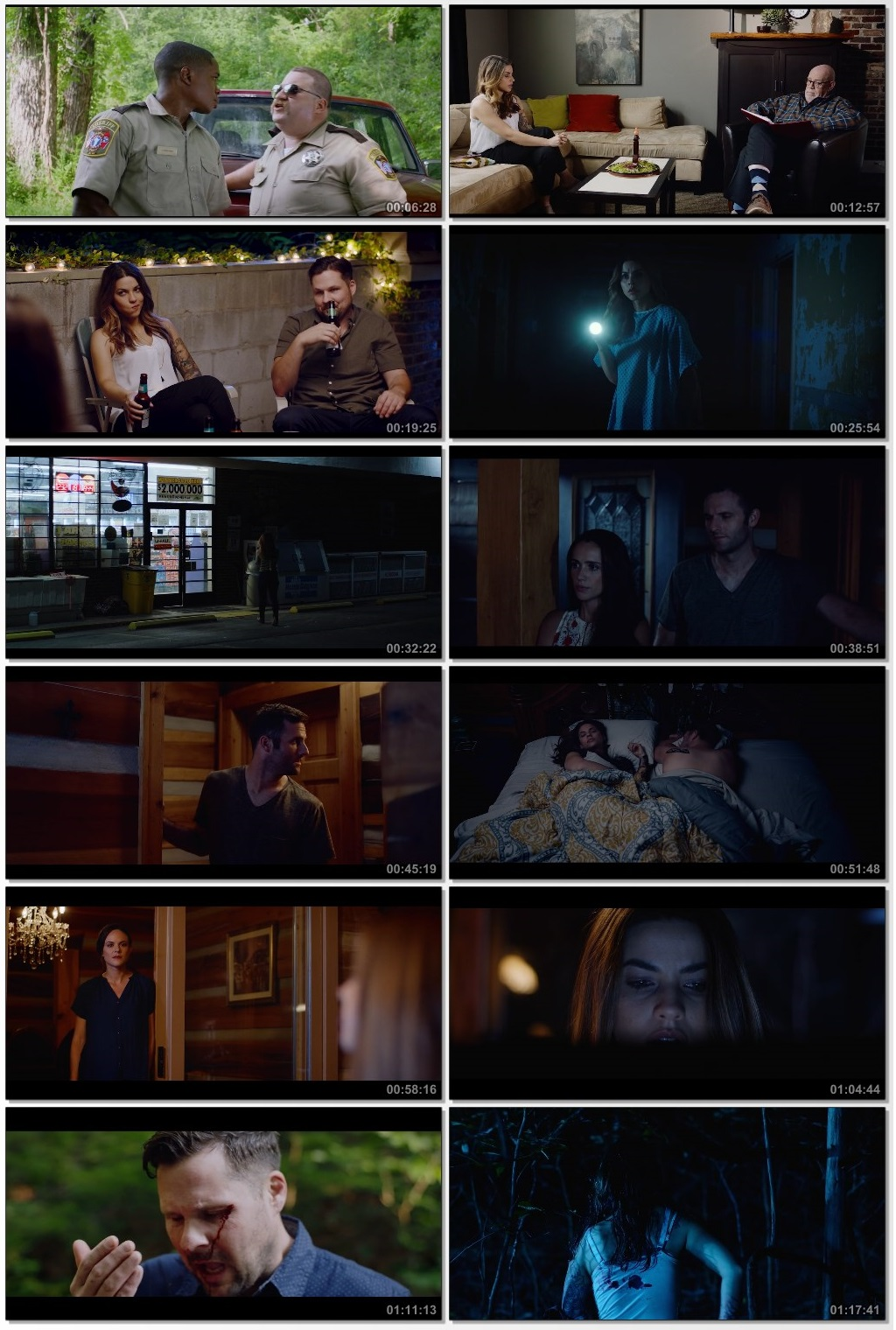 Screen Shot Of All Light Will End 2018 Full Movie Download Free Watch Online 300MB