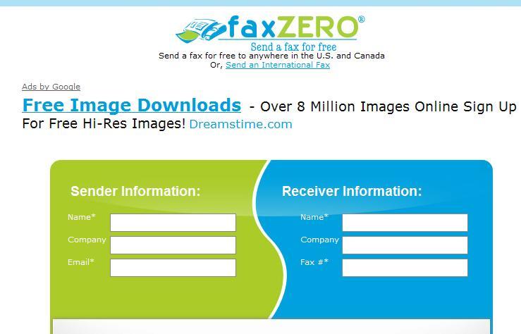 pagina para enviar fax gratis en internet negocio 2012 carfax