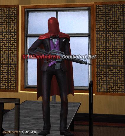 Joker Red Hood GTA San Andreas