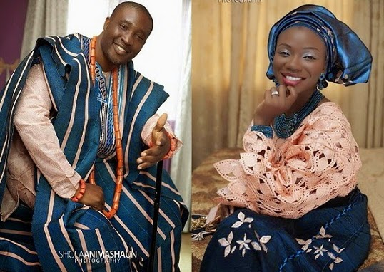 osahon asemota wedding pictures