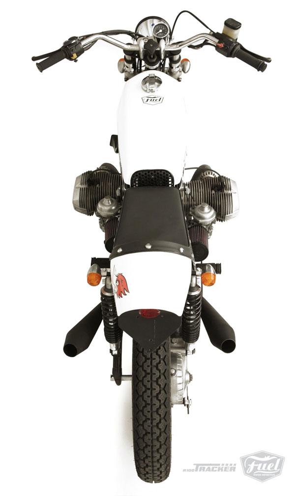 BMW R100 Flat Tracker | Flat Tracker | BMW R100 Street Tracker | BMW Airhead Street Tracker | BMW R100 Flat Tracker | Flat Tracker Seat | Flat Tracker kit | Flat Tracker handlebar | Vintage Flat Tracker