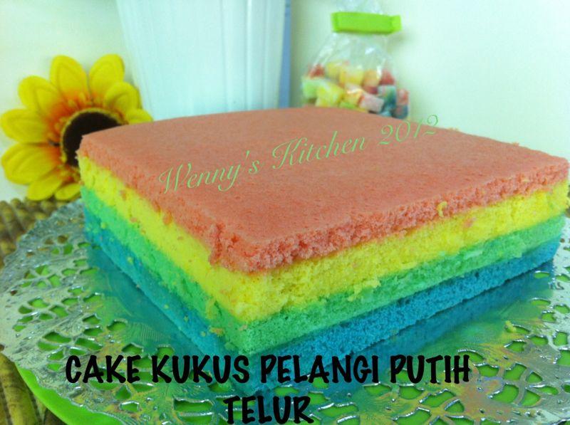 Emulsifier Cake Kukus