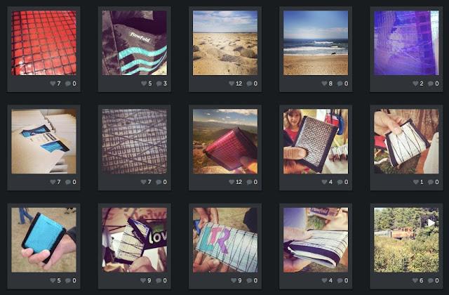 carteras flowfold tarjeteros fundas tablet billeteras instagram