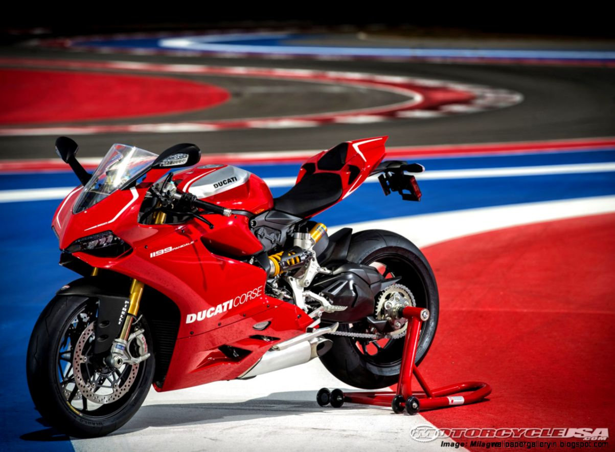 2013 Ducati 1199 Panigale R First Ride Photos   Motorcycle USA
